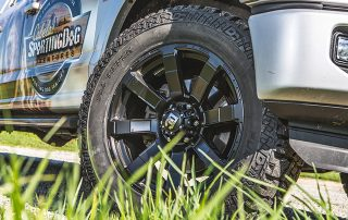 Dick Cepek Tires & Wheels | SportingDog Adventures