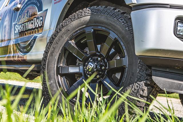 Dick Cepek Tires & Wheels | SportingDog Adventures
