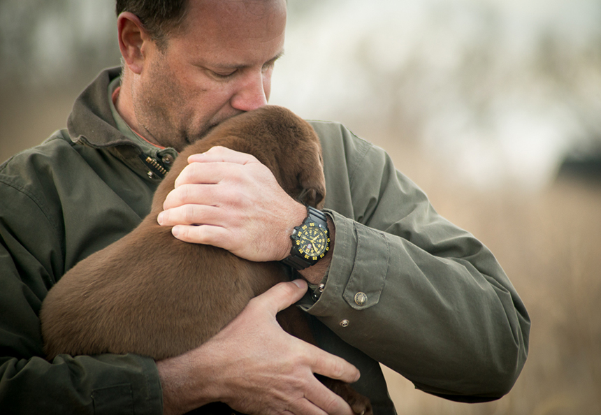 Brad Heidel | SportingDog Adventures
